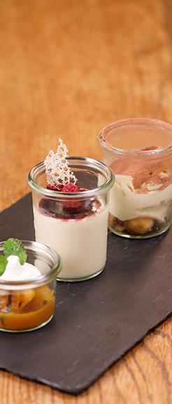 Il Plonner Dorf-Gasthof Wessling Tiramisu Dessert