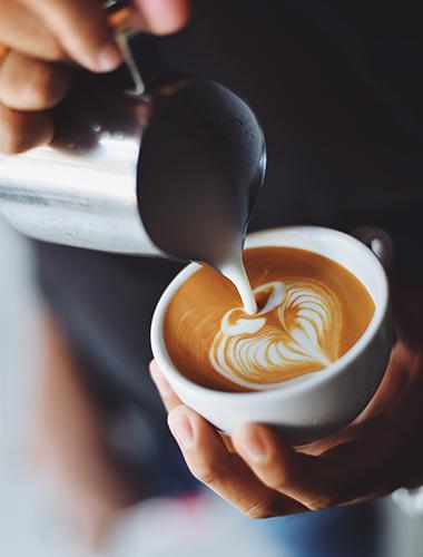Il Plonner Dorf-Gasthof Wessling Kaffee Getränkekarte