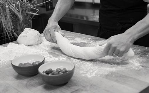 Il Plonner Dorf-Gasthof Wessling Kochhandwerk Italienische Küche