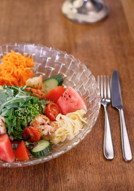 Il Plonner Dorf-Gasthof Wessling Gemischter Salat