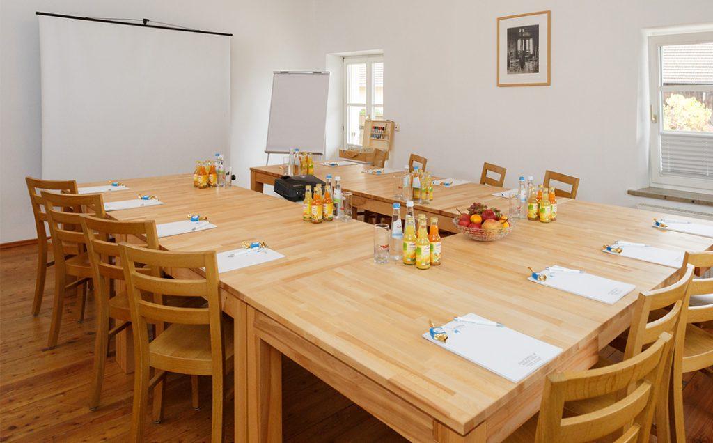 Il Plonner Dorf-Gasthof Wessling Tagungsraum
