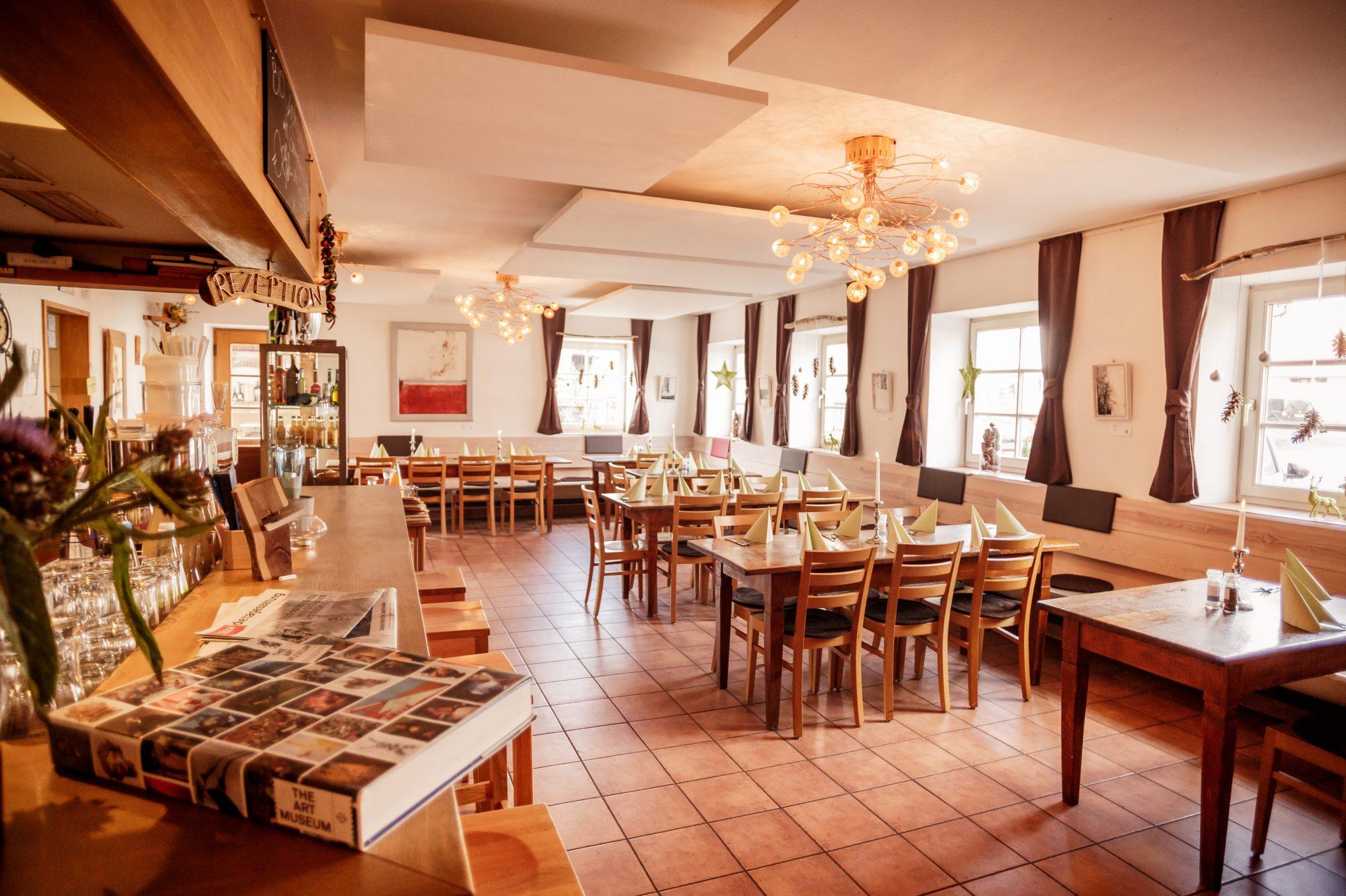 Il Plonner Dorf-Gasthof Wessling Restaurant