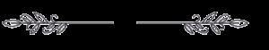 Schnörkel Schwarz