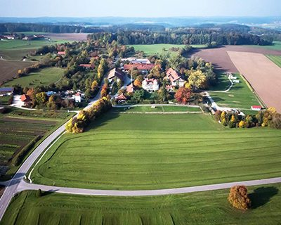 Il Plonner Dorf-Gasthof Wessling Landschaft