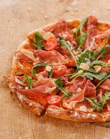 Il Plonner Dorf-Gasthof Wessling Pizza