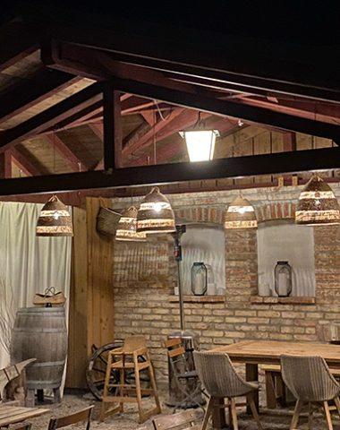 Il Plonner Dorf-Gasthof Wessling Grillen Laube